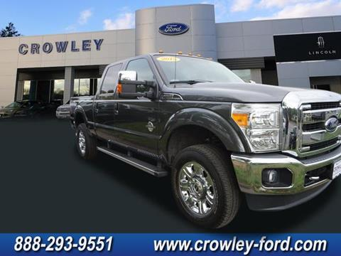 2015 Ford F-350 Super Duty for sale in Plainville, CT