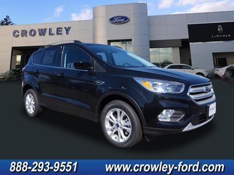 2018 Ford Escape for sale in Plainville, CT