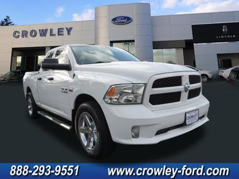 2014 RAM Ram Pickup 1500 for sale in Plainville, CT