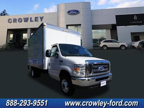 2017 Ford E-Series Chassis for sale in Plainville, CT