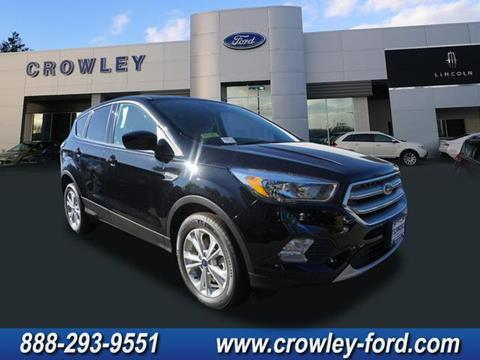 2017 Ford Escape for sale in Plainville, CT
