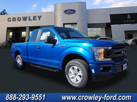 2018 Ford F-150 for sale in Plainville CT