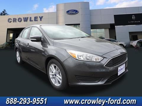 2017 Ford Focus for sale in Plainville CT