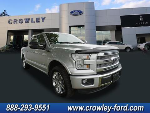 2015 Ford F-150 for sale in Plainville, CT