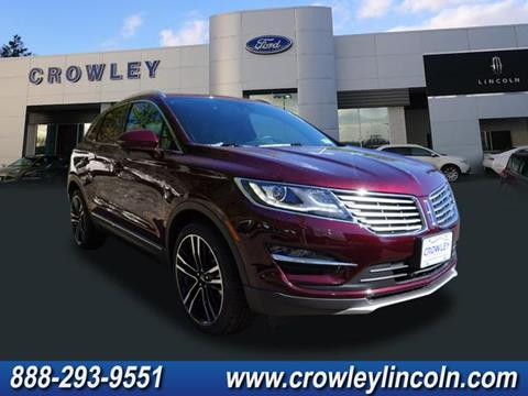 2018 Lincoln MKC for sale in Plainville CT