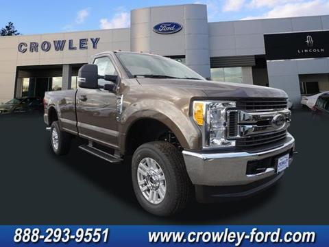 2017 Ford F-250 Super Duty for sale in Plainville CT