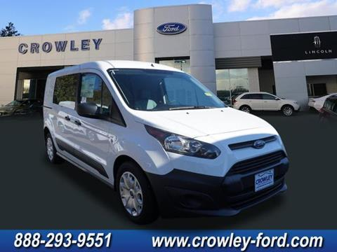 2018 Ford Transit Connect Cargo for sale in Plainville, CT