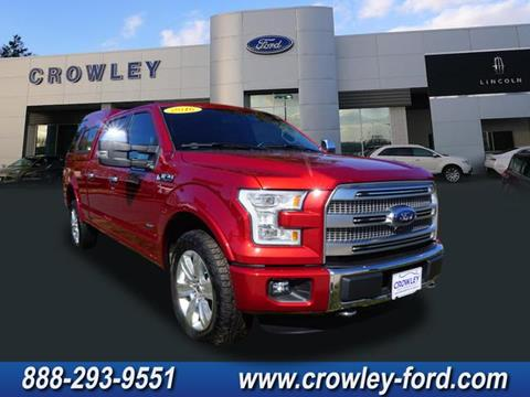2016 Ford F-150 for sale in Plainville CT