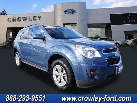 2011 Chevrolet Equinox for sale in Plainville CT