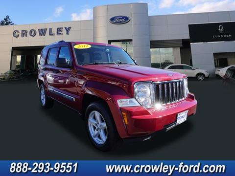 2012 Jeep Liberty for sale in Plainville CT