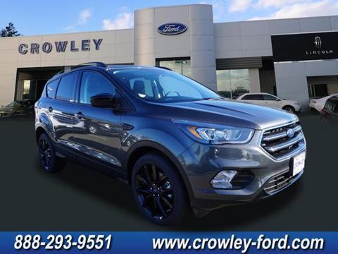 2018 Ford Escape for sale in Plainville, CT