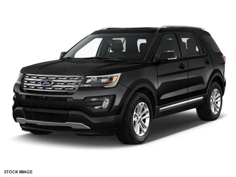 2017 Ford Explorer for sale in Plainville CT