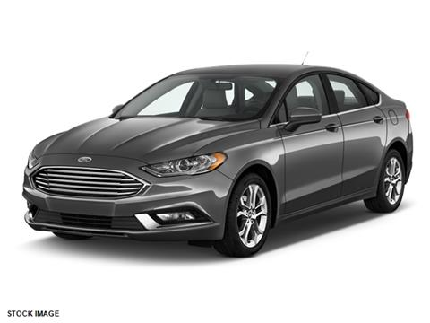 2017 Ford Fusion for sale in Plainville, CT
