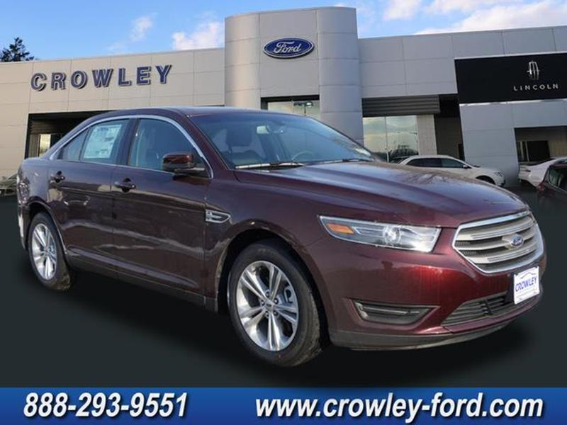 Ford Taurus SEL In Plainville CT CROWLEY FORD LINCOLN - Ford lincoln