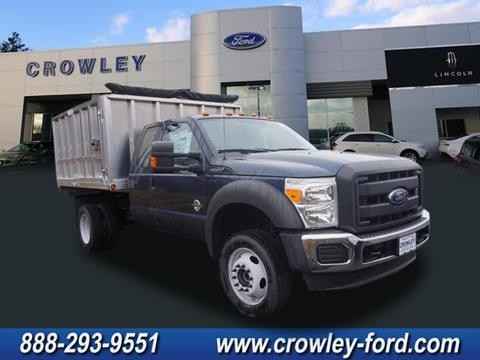 2016 Ford F-550 for sale in Plainville CT