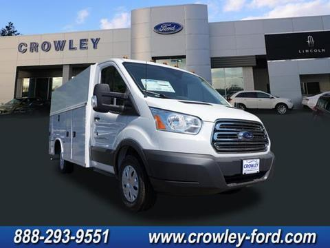 2016 Ford Transit Cutaway for sale in Plainville, CT