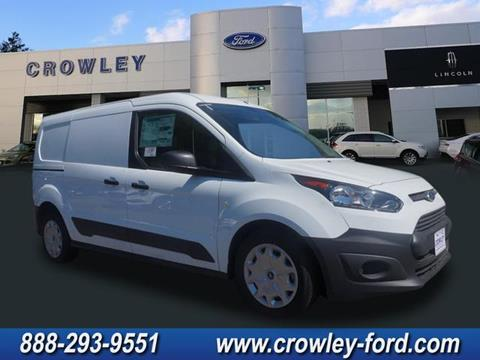 2016 Ford Transit Connect Cargo for sale in Plainville, CT