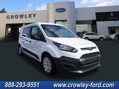 2016 Ford Transit Connect Cargo for sale in Plainville CT