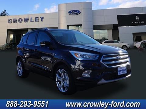 2017 Ford Escape for sale in Plainville, CT
