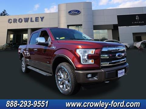 2017 Ford F-150 for sale in Plainville CT
