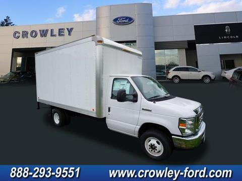 2017 Ford E-Series Chassis for sale in Plainville CT