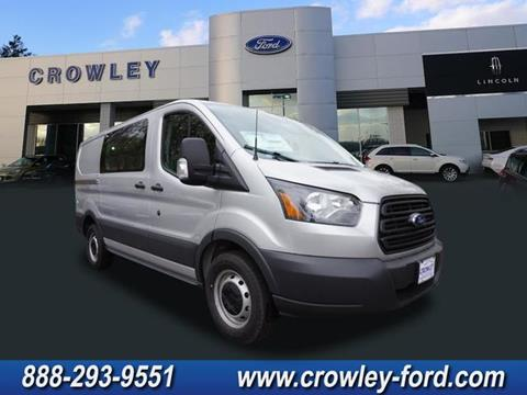 2017 Ford Transit Cargo for sale in Plainville CT