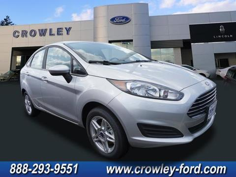 2017 Ford Fiesta for sale in Plainville CT