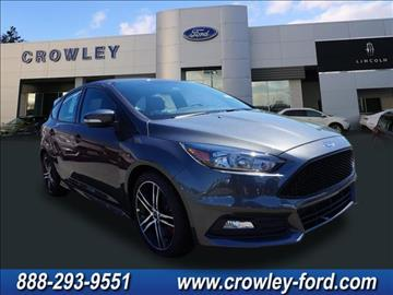 2017 Ford Focus for sale in Plainville, CT