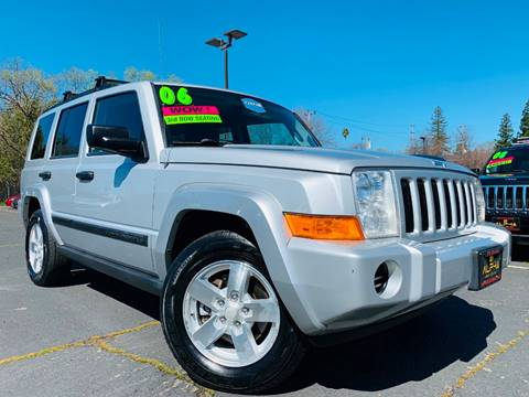 2006 Jeep Commander for sale in Sacramento, CA