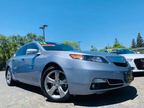 2012 Acura TL for sale at Alpha AutoSports in Sacramento CA