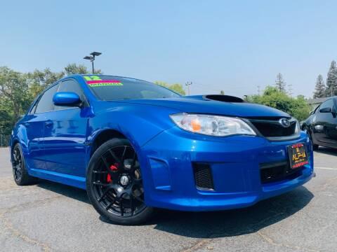 2012 Subaru Impreza for sale at Alpha AutoSports in Sacramento CA