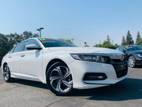 2018 Honda Accord for sale at Alpha AutoSports in Sacramento CA