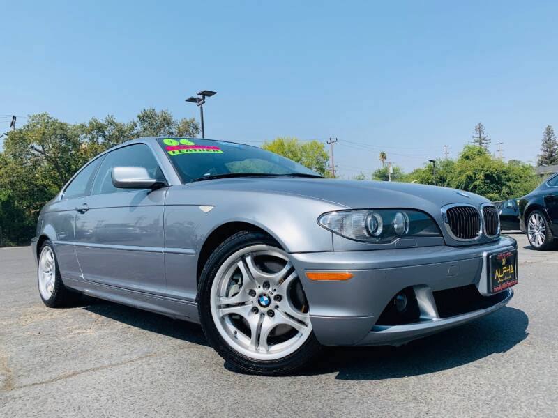 2006 BMW 3 Series for sale at Alpha AutoSports in Sacramento CA