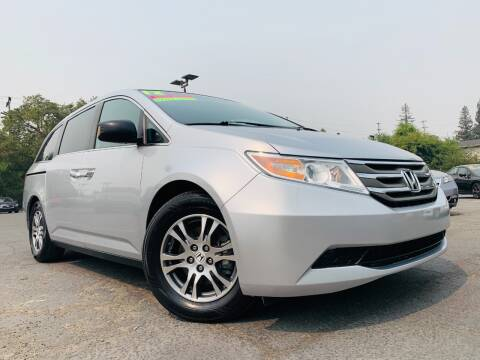 2012 Honda Odyssey for sale at Alpha AutoSports in Sacramento CA