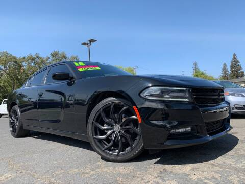 2015 Dodge Charger for sale at Alpha AutoSports in Sacramento CA