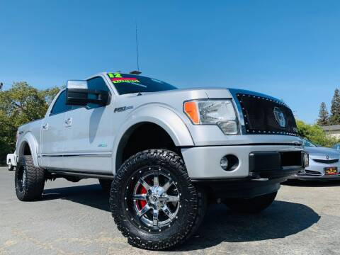 2012 Ford F-150 for sale at Alpha AutoSports in Sacramento CA