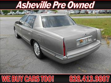 1999 Cadillac DeVille for sale in Asheville, NC