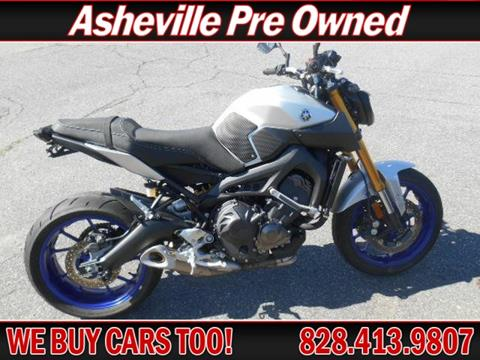2015 Yamaha FZ09 for sale in Asheville, NC