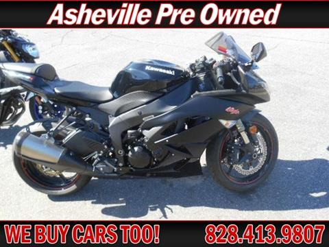 2011 Kawasaki ZX600-R for sale in Asheville, NC