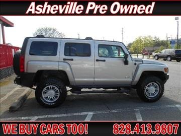 2008 HUMMER H3 for sale in Asheville, NC