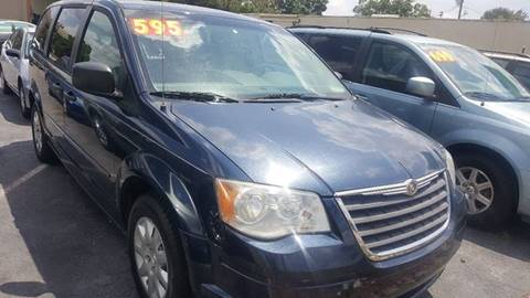 2008 Chrysler Town and Country for sale in Fort Myers, FL