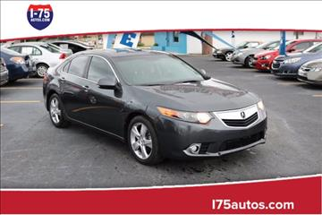 2011 Acura TSX for sale in Lake City, FL