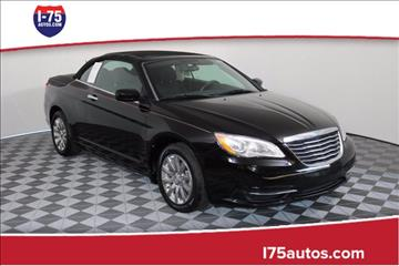 2013 Chrysler 200 Convertible for sale in Lake City, FL