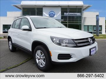 2017 Volkswagen Tiguan for sale in Plainville, CT