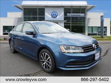 2017 Volkswagen Jetta for sale in Plainville, CT