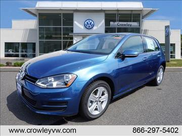 2017 Volkswagen Golf for sale in Plainville, CT