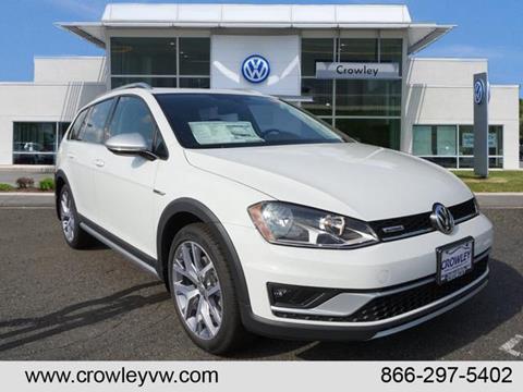 2017 Volkswagen Golf Alltrack for sale in Plainville, CT