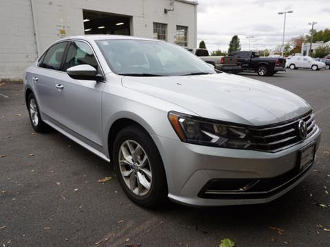 2016 Volkswagen Passat for sale in Plainville, CT