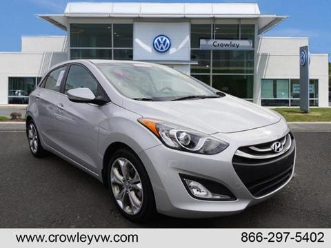 2014 Hyundai Elantra GT for sale in Plainville, CT