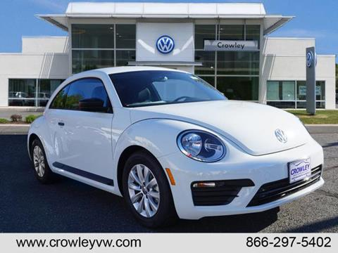 2018 Volkswagen Beetle for sale in Plainville, CT